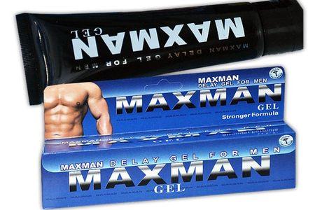 Гель «MaxMan»
